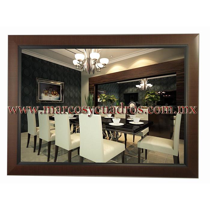 Espejo minimalista tropico espejo minimalista espejo for Espejos de comedor modernos